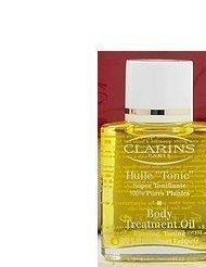 Clarins Tonic Body Treatment Oil Trave Size 30ml/1 Oz