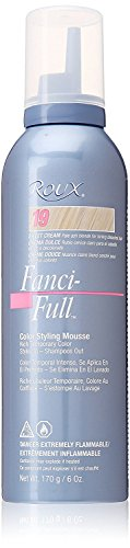 Roux Fanci-Full Temporary Hair Color Mousse - #19 - Sweet...