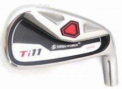 Turbo Power Ti11 Iron Set