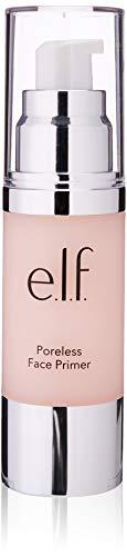 e.l.f. Cosmetics Poreless Face Primer, Clear, Large, 1.01 Fluid Ounce
