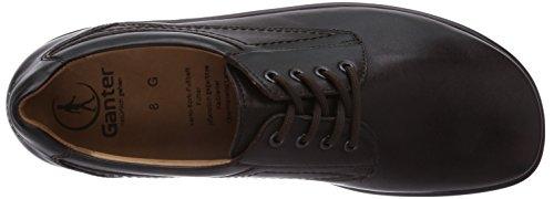 Ganter ERIC, Weite G - Zapatos con cordones para hombre, Espresso 200, 44.5