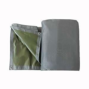 Z & YY Espesar Tarpauline Heavy Duty Tarpa de Lona Impermeable ...