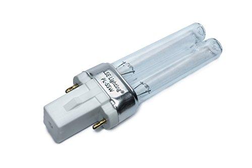 LSE Lighting ZW5D12W-H85 5W G23 replacmenet for Oransi Finn Purifier (Glass Finn)