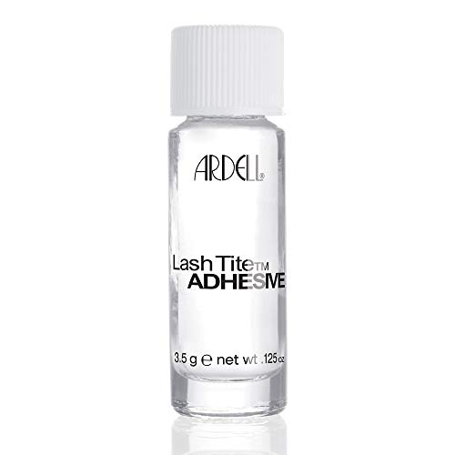 Ardell LashTite Lash Adhesive Clear for Individual Lashes, 0.125 oz