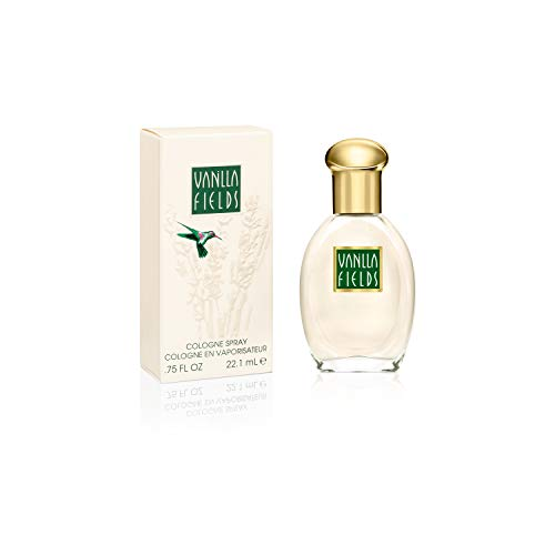 (Vanilla Fields Cologne Spray for Women by Vanilla Fields 0.75 Fluid Ounce Bottle A Classic Fragrance of Vanilla, Sparkling Mimosa, &)