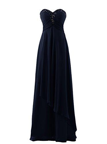 Buy belsoie chiffon bridesmaids dresses - 5