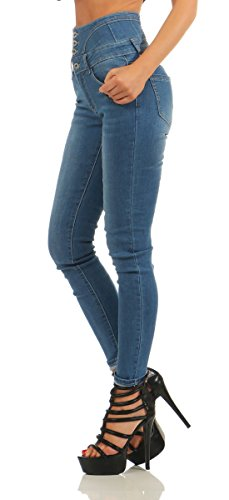 Fashion4Young Bleu Fashion4Young Jeans Femme Fashion4Young Femme Jeans Bleu Jeans Jeans Jeans Jeans rrAwB