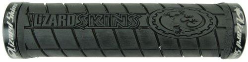 Lizard Skins Logo Lock-On Grips Black Bonus Pack ()