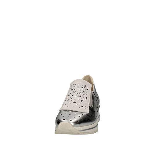 R20032 Melluso Sneakers Argent R20032 Sneakers Melluso Femme Argent Femme xxwnBqXFUf