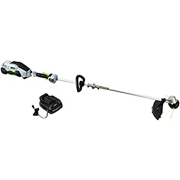 EGO Power+ 15-Inch 56-Volt Lithium-Ion Cordless Brushless String Trimmer - 2.0Ah Battery and Charger Kit