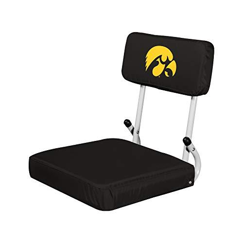NCAA Iowa Hawkeyes Hardback Stadium Seat ()