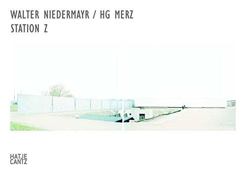 Walter Niedermayr/HG Merz: Station Z. Sachsenhausen: Station Z. Gedenkstätte Sachsenhausen (Englisch) Taschenbuch – 14. Oktober 2009 Andrzej Szczypiorski Hatje Cantz Verlag 3775723978 Fotografie