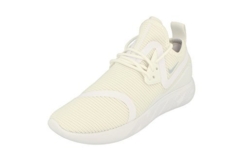 Nike Lunarcharge BR Mens Running Trainers 942059 Sneakers Shoes (uk 9.5 us 10.5 eu 44.5, white blue white 100)