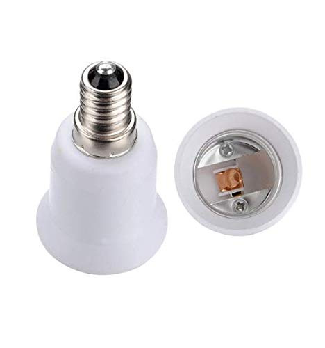 TOOGOO(R) E14-E27 LED Light Lamp Screw Bulb Socket Adapter Converter Hayden Store