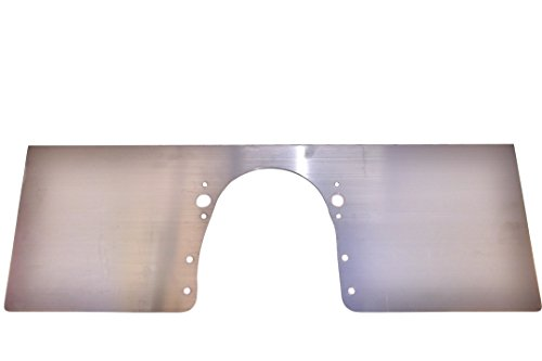 BBC Front Engine Plate Aluminum Solid Motor Mount Big Block Chevy 551801