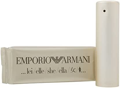 Emporio Armani By Giorgio Armani For Women. Eau De Parfum Spray 3.4 Ounces