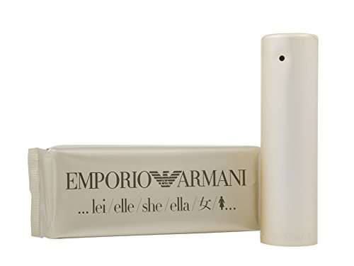 Emporio Armani By Giorgio Armani For Women. Eau De Parfum Spray 3.4 Ounces (Armani Woman Parfum Emporio)