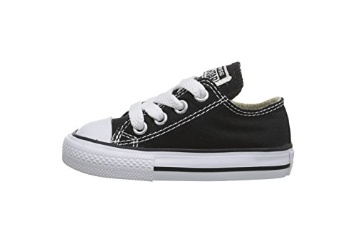 Converse Chuck Taylor All Star OX Toddler's Shoes Black 7j235 (6 M US) -