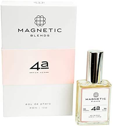Magnetic Blends 4a Luxury Pheromone Perfume For Women to Attract