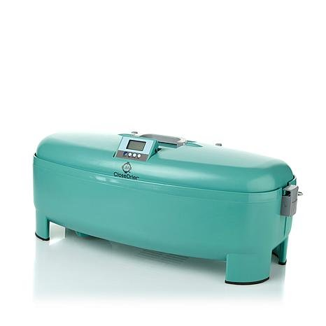 Joy Mangano CloseDrier Easy Portable Drying System, Mint Green