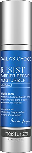 Paula's Choice RESIST Barrier Repair Moisturizer with Retinol and Antioxidants for Normal to Dry Skin - 1.7 oz -  7610