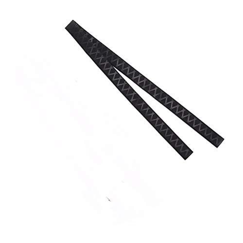 30 mm Heat Shrink Sleeve Wrap Tubing X-Tube Wrap Fishing Rod Building Handle Cork Grip Repair Tubing Tube Sleeving Wrap(1 Meter)