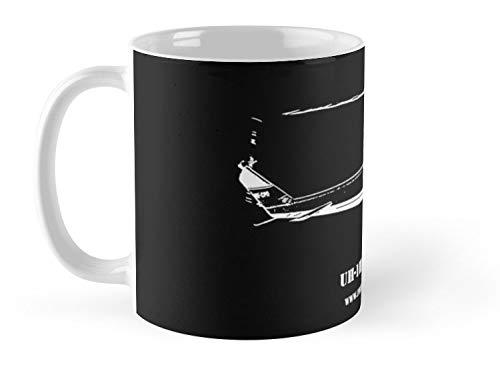 Used, Blade South Mug UH-1H Huey Helicopter Mug - 11oz Mug for sale  Delivered anywhere in USA
