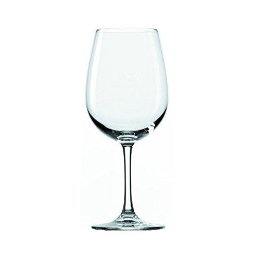 Stolzle Weinland 22.25 Ounce Cabernet/Bordeaux Non-lead Crystal Wine Glass, Set of -