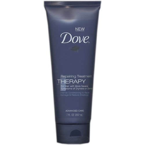 Intense Damage Therapy - Deep Conditioning Treatment, 7 oz,(Dove)