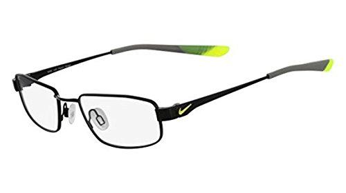 Eyeglasses NIKE 4636 003 BLACK//VOLT
