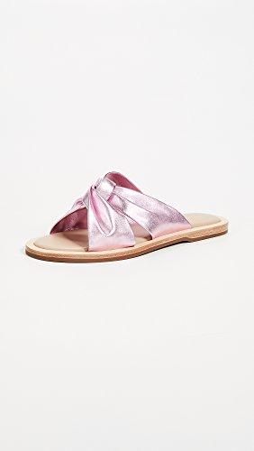 Flat Zoe Pink Rachel Hampton Women's Pale Sandal qpqPtw