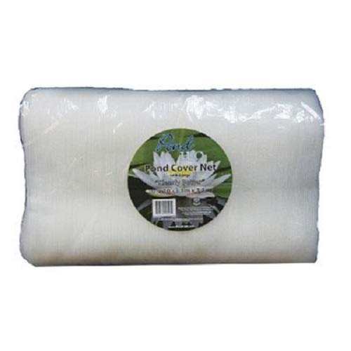 Clearly Better Cover Pond Netting Size: 18 ft x 18 ft by United Aquatics