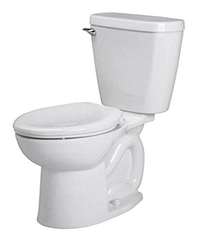 American Standard Brands 2880128ST.020 Cadet 3 Round Toilet