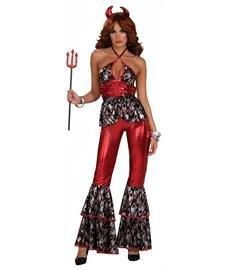 Forum Novelties Inc Womens 70S Disco Devil Diva