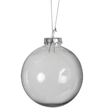 paintable clear plastic christmas balls 4