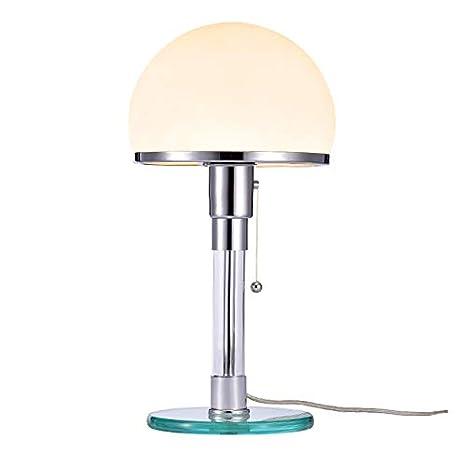 Micro Lámpara de mesa con Nordic Designer Led Table Light Lámpara ...