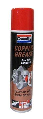 Anti-grippage Graisse au cuivre 300 ml Aé rosol Granville Marque Global Accessories