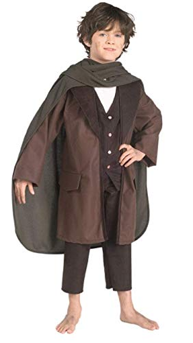 Rubies Lord of The Rings Child's Frodo Costume, Small (Renewed)]()