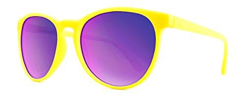 Lunettes Yellow Purple Mai Knockaround Soleil De Tais BqzAZBr