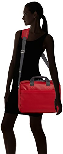 Brown BREE 83880067 Briefcase Red Mocha BREE Brown Briefcase FRgc6T1c