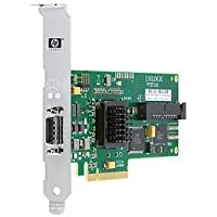 HP SC44Ge Host Bus Adapter - Storage controller - 8 Channel - SATA-150 / SAS - 300 MBps - RAID 0, 1 - PCI Express x8 SC44GE SAS HBA RAID 0/1 INT/EXT PCIE Manufacturer Part Number 416096-B21