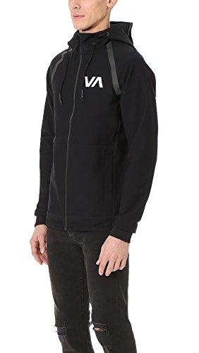 RVCA Mens Grappler Jacket RVCA Young Men/'s VG703GRA