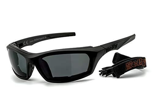 HELLY® – No.1 Bikereyes®   Motorradbrille, Multifunktionsbrille, Bikerbrille   beschlagfrei, winddicht   HLT® Kunststoff…