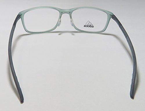 53e5b74b42f New Adidas Prescription Eyeglasses - AF47 6105 - Matte Petrol (54-16-140).  56 Millimeters-Brown   Black