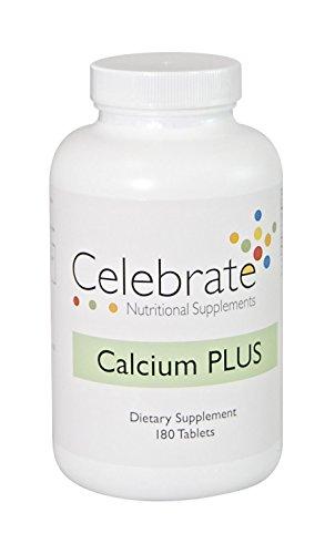Celebrate  Calcium PLUS  (180 counts) ()