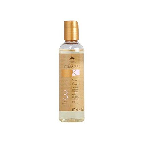 エッセンシャルオイル(8オンス) x4 - Keracare Essential Oils (8Oz) (Pack of 4) [並行輸入品] B0716DFW6Y