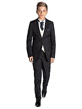 Prom Suits 12-18 Months Paisley of London Page Boy Suits Boys Black Suit 13 Years Boys Wedding Suits