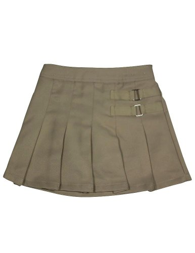 UPC 676518203914, French Toast - Toddler Girls Scooter Skort School Uniform, Khaki 32857-3T