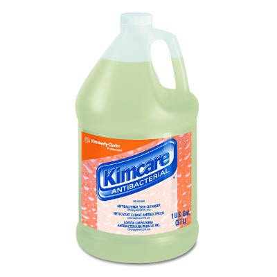 KCC93069 - Kimcare Antibacterial Skin Cleanser W/pcmx, Floral, 1gal, (Kimcare Skin)