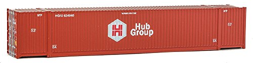 Walthers Trainline 53 Singamas Corrugated Container Hub Group Assembled Collectable Train